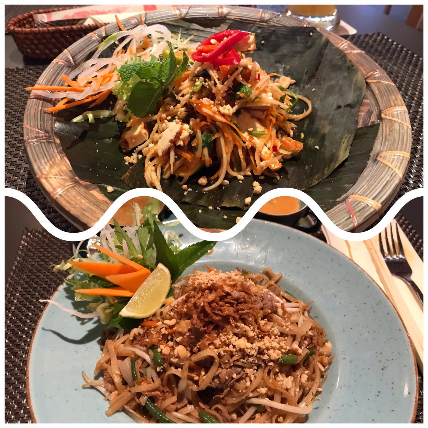 Wenn ihr zufällig mal hier seid... Little Saigon in OG ist echt zu empfehlen! ;)