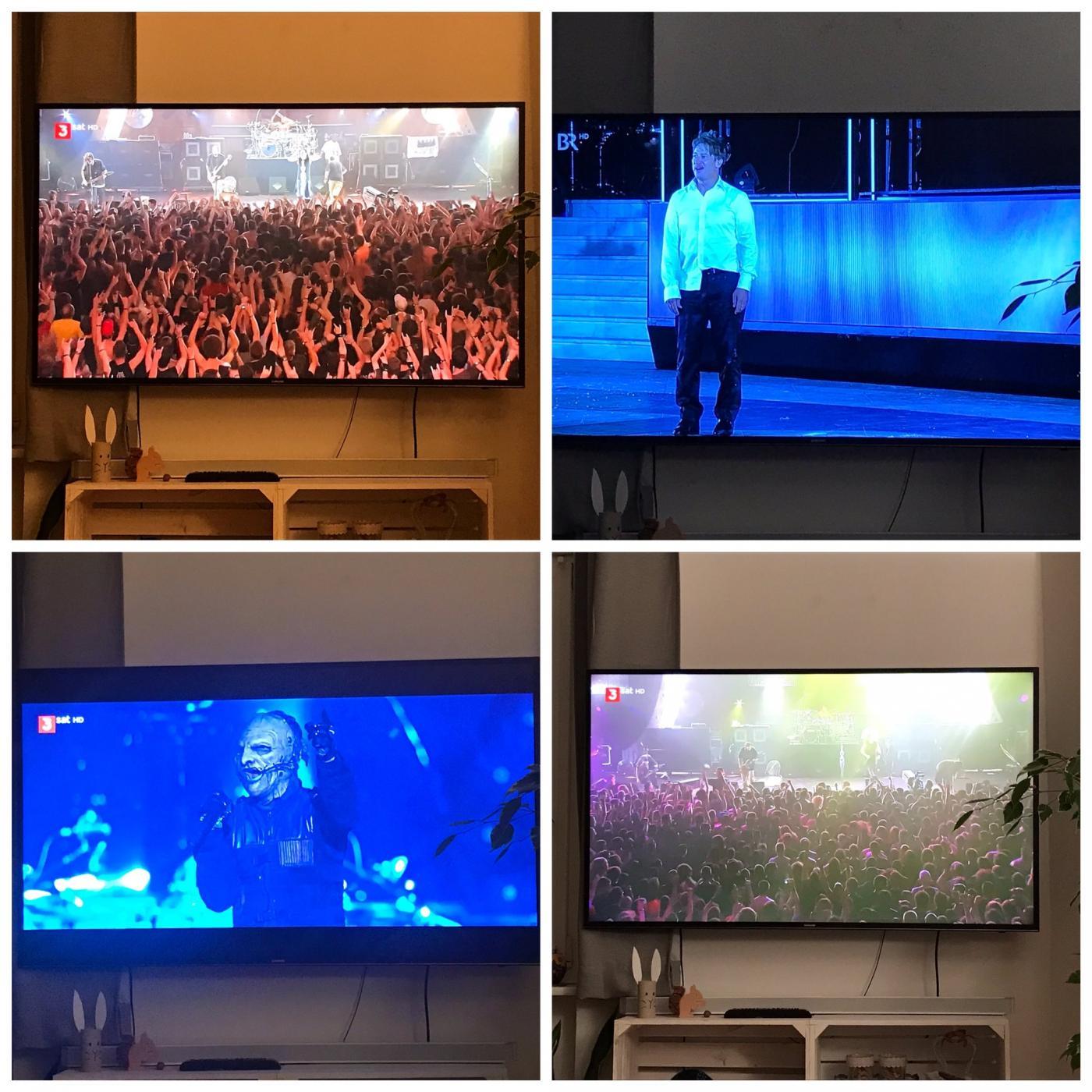 Kultur-Kontraste im TV: 100 Jahre Salzburger Festspiele bis Montreux Jazz Festival #Jedermann #Korn #Slipknot