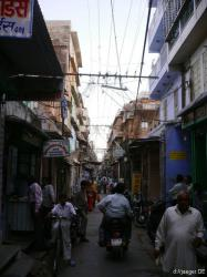 in the Ghetto: Jaipurs obskure Gassen