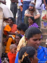 Bildnis mit Nicht-Inder