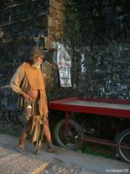 Willkommen in Madekeri, der Stadt der Trekking Tor&Touren