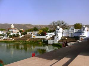 Holy Lake zu Pushkar