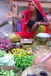 Diplom-Gemüsefachverkäuferin (FH)