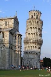 gut Ding braucht Weile: fast 200 Jahre Bauzeit und trotzdem schief geworden