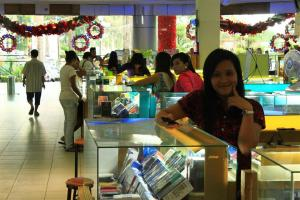 Raya Mall - everything availible