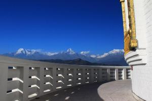 Die Anapurna Range