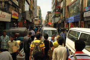 Colombo - moderner Pulsgeber im Takt asiatischer Metropolen