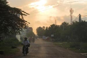 Kampots Streetview.
