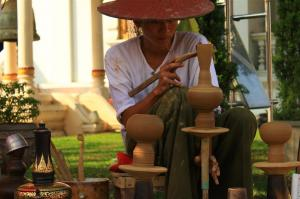 Bitte nicht stören. Ein Keramik-Art(ha)isan