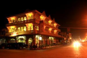 Mondänes Hotel mit prima Mekongblick in Stung Treng