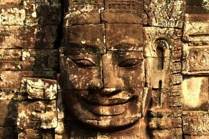 Bayon - das steinerne Lächeln