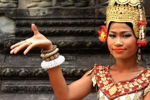Willkommen in Angkor